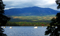 "Mt. Katahdin, ""The Greatest Mountain"""
