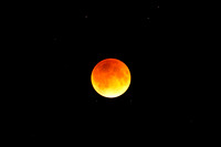 Supermoon Lunar Eclipse - Sep 27-28, 2015